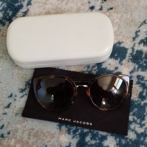 Marc Jacobs tortishell sunglasses